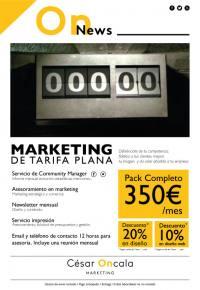 Concultoría de marketing y publicidad